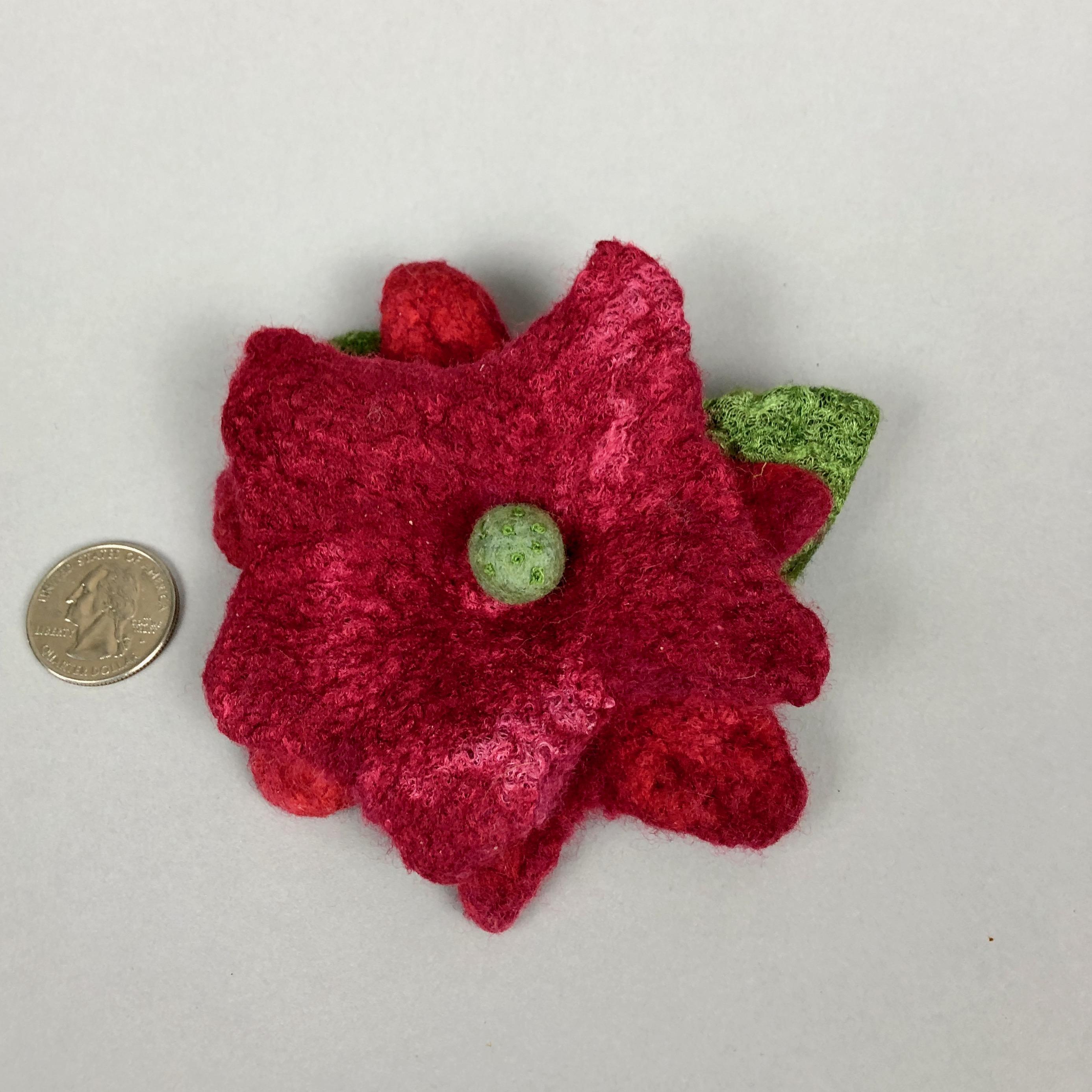 redfeltflowerpin